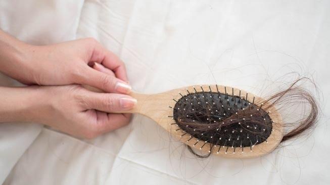 Ilustrasi limbah rambut. [Shutterstock]